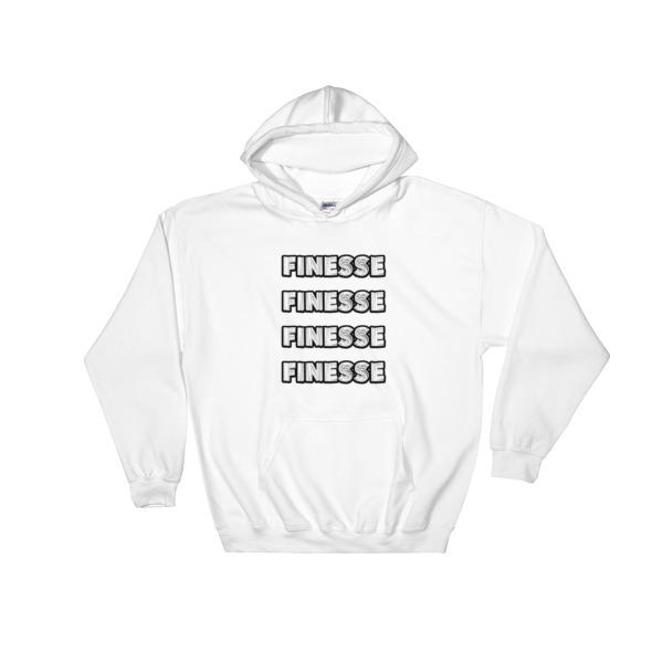 Hooded Finesse Sweatshirt